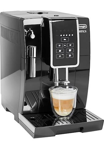 De'Longhi Kaffeevollautomat Dinamica ECAM 358.15.B, 1,8l Tank, Kegelmahlwerk kaufen