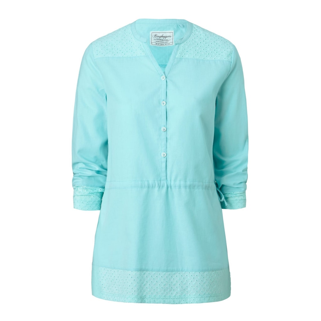Craghoppers Tunikashirt »Damen Bluse Kadee, langärmlig«