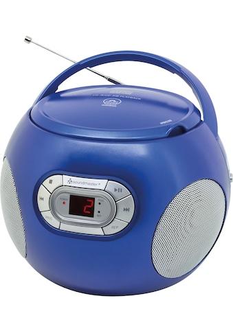 Soundmaster CD - Radio tragbar »SCD2120« kaufen