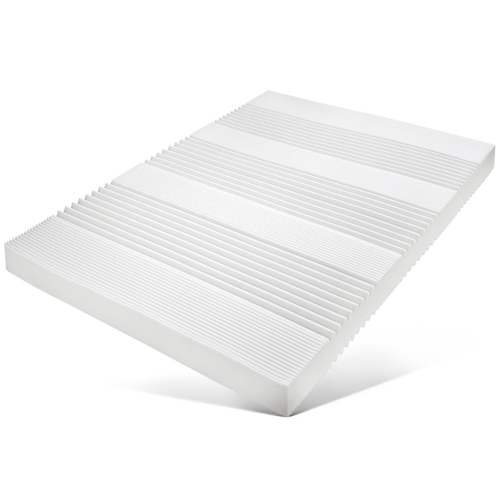 BeCo EXCLUSIV Komfortschaummatratze »Frottee KS«, (1 St.), Alle Größen & Härten = 1 Vorteilspreis