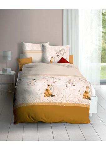 Bettwäsche »Fox«, Kaeppel kaufen