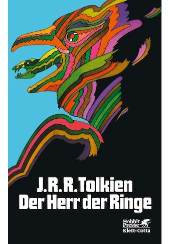 Buch »Der Herr der Ringe / J.R.R. Tolkien, Margaret Carroux« kaufen