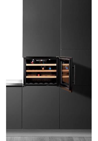 Amica Einbauweinkühlschrank »WK 341 200 S«, für 24 Standardflaschen á 075l, LED-Beleuchtung kaufen