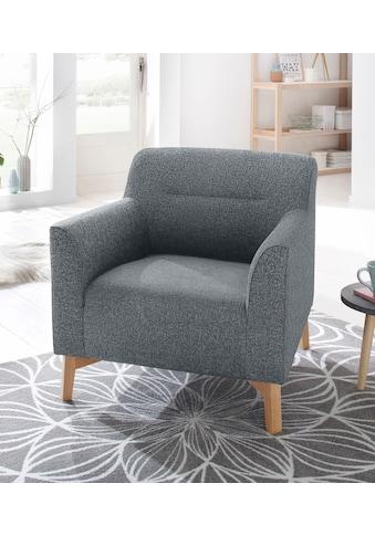 andas Sessel »Kiruna«, bequemer Sitzkomfort, schöne Serienergänzung kaufen