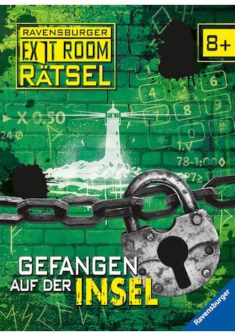 Buch Ravensburger Exit Room Rätsel: Gefangen auf der Insel / Ute Löwenberg, Stefan Lohr kaufen