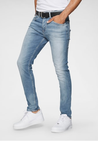 TOMMY JEANS Tapered - fit - Jeans »AUSTIN SLIM TAPERED« kaufen