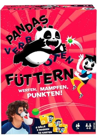 Mattel games Spiel »Pandas Füttern (verboten)« kaufen