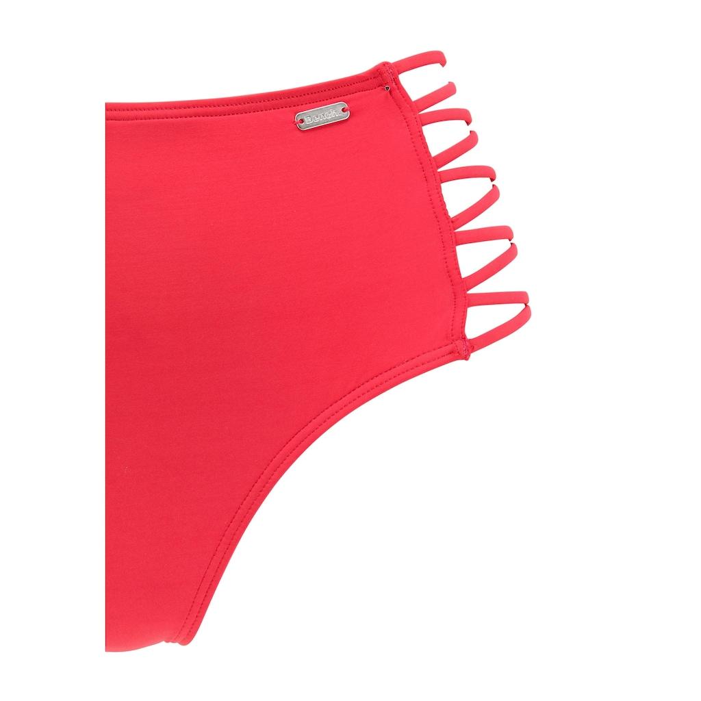 Bench. Highwaist-Bikini-Hose »Perfect«, gekreutzte Bänder