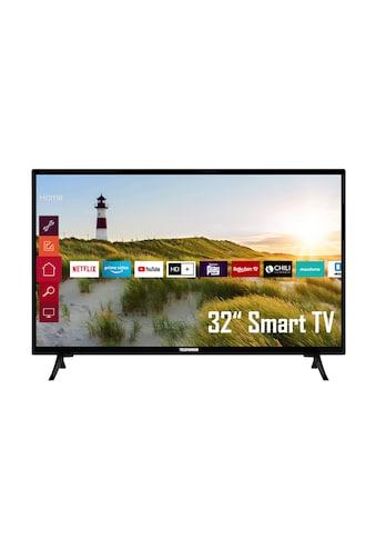 "Telefunken LED-Fernseher »XF32K550«, 80 cm/32 "", Full HD, Smart-TV kaufen"