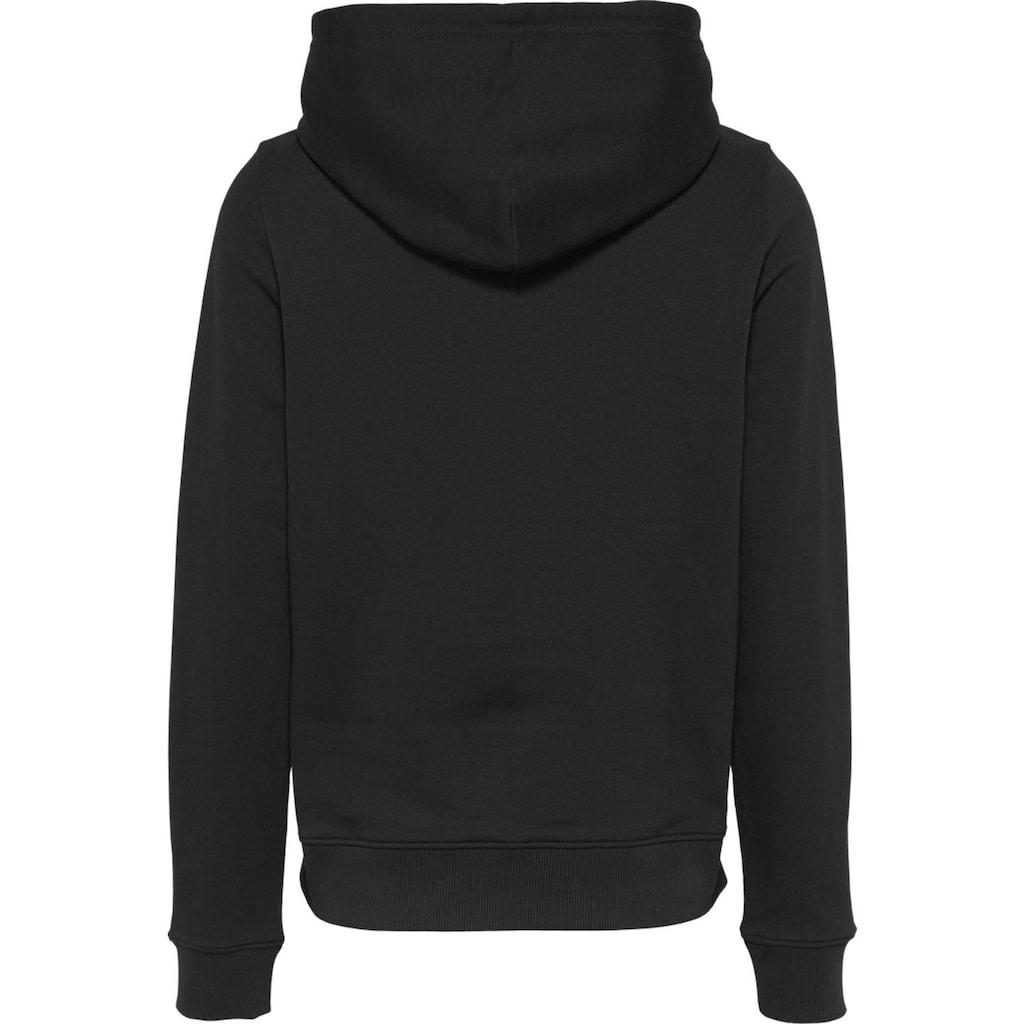 Tommy Jeans Kapuzensweatshirt »TJW GRADIENT LOGO HOODIE«, mit irisierendem Tommy Jeans Logo-Print