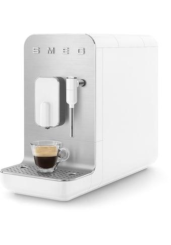 Smeg Kaffeevollautomat »BCC02WHMEU«, Herausnehmbare Brüheinheit kaufen