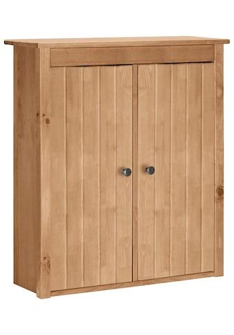 Home affaire Hängeschrank »Westa«, Breite 62 cm, Badezimmerschrank aus Massivholz,... kaufen