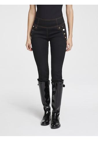 RICK CARDONA by Heine Skinny-fit-Jeans, mit Reißverschluss hinten kaufen