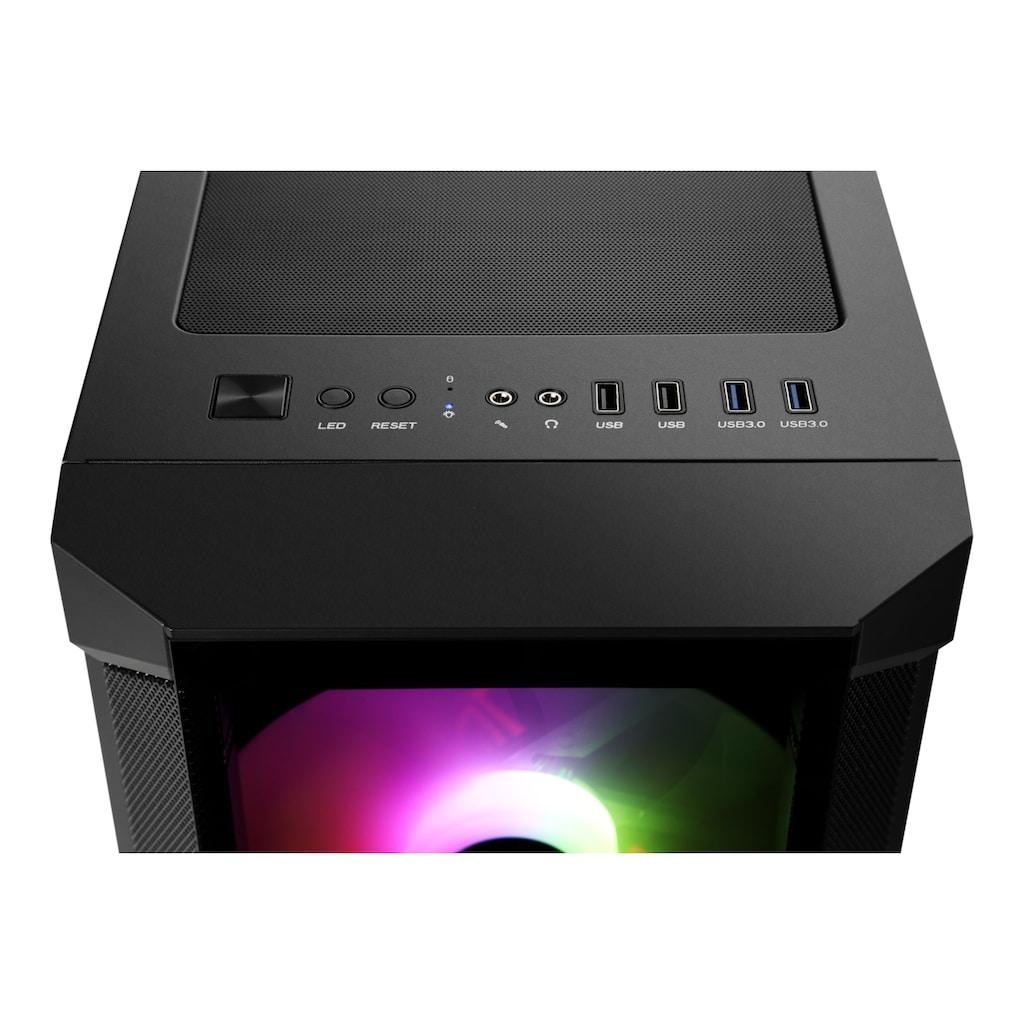 CSL Gaming-PC »Levitas T8113 Windows 10 Home«, AMD Ryzen 3 3200G | Vega 8 | 16 GB RAM | SSD