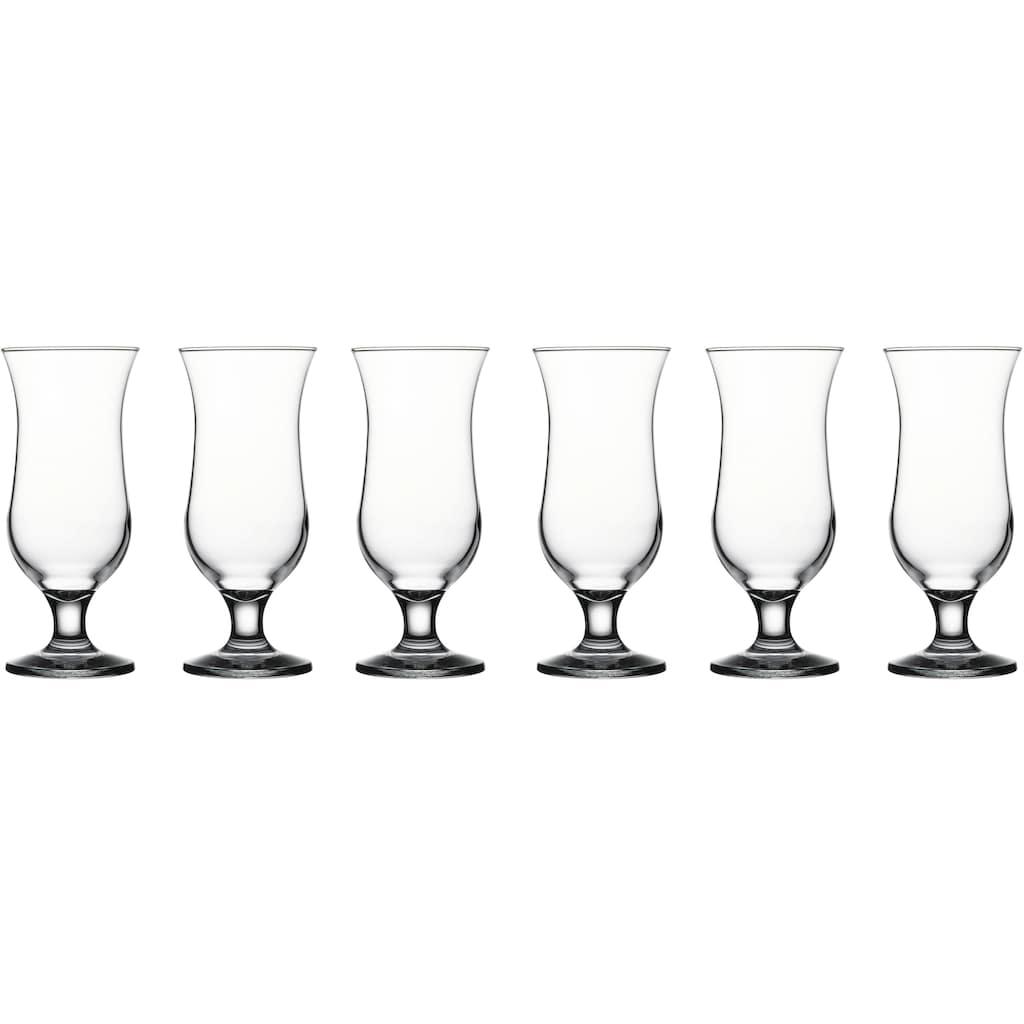 van Well Cocktailglas, (Set, 6 tlg.), 46 cl