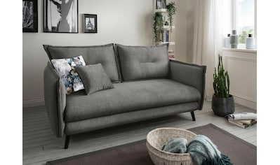 INOSIGN 3-Sitzer »Levke«, Zierkissen inklusive kaufen