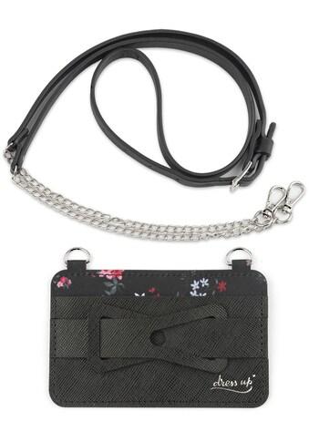 4smarts Zubehör »DressUp Flowers mit Umhängeband und Kartenhalter« kaufen