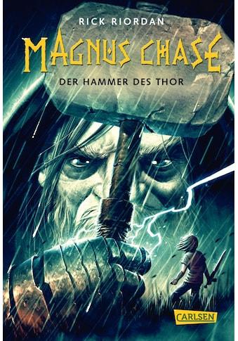 Buch »Magnus Chase 2: Der Hammer des Thor / Rick Riordan, Gabriele Haefs« kaufen