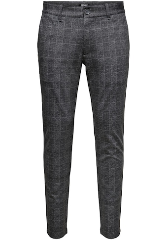 ONLY & SONS Chinohose »MARK CHECK PANTS« kaufen