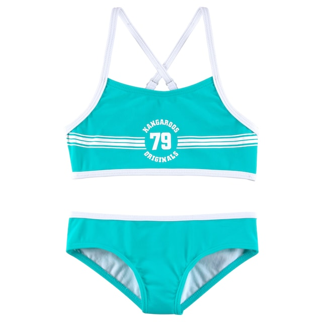 KangaROOS Bustier-Bikini »Sporty«
