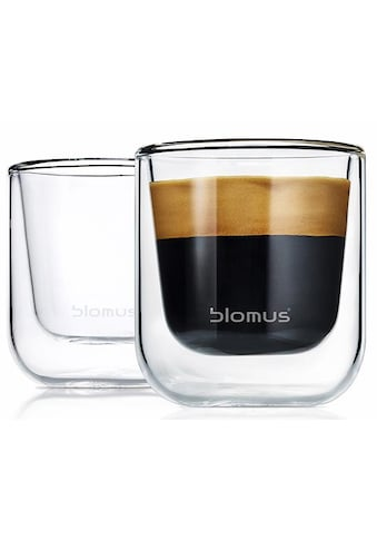 """BLOMUS Espressoglas """"NERO"""" (2 - tlg.) kaufen"""