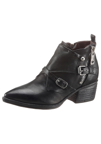A.S.98 Stiefelette »PARADE«, in angesagter Used Optik kaufen