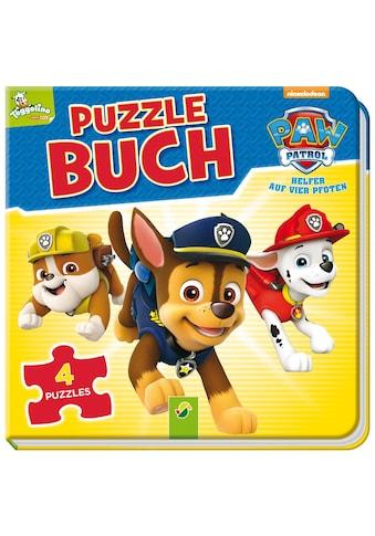 Buch »PAW Patrol Puzzlebuch / Katharina Bensch« kaufen
