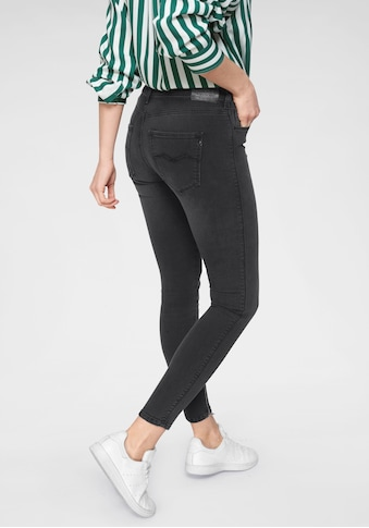 Replay Skinny - fit - Jeans »STELLA ANKLEZIP« kaufen