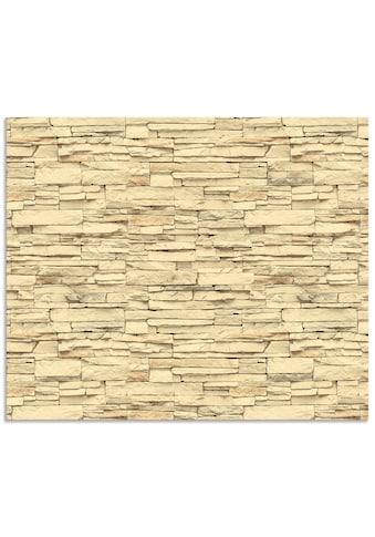 Artland Küchenrückwand »Ziegelmauer« kaufen