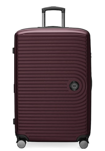 """Hauptstadtkoffer Hartschalen - Trolley """"Mitte, 77 cm, burgund"""", 4 Rollen kaufen"""