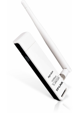 TP-Link WLAN-Dongle »TL-WN722N - N150 WLAN«, WLAN-Stick kaufen