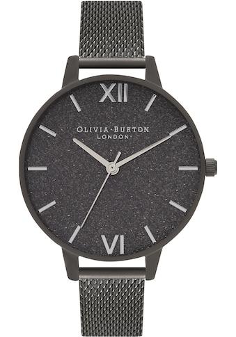 OLIVIA BURTON Quarzuhr »Glitter, OB16GD49« kaufen