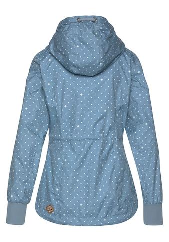 Ragwear Funktionsjacke »DANKA DOTS«, Waterproof Fabric kaufen
