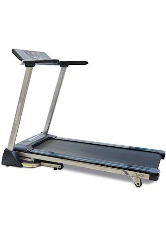 Horizon Fitness Laufband »T-R01«, Lieferung im aufgebauten Zustand;Direktwahltasten;Featherlight Folding kaufen