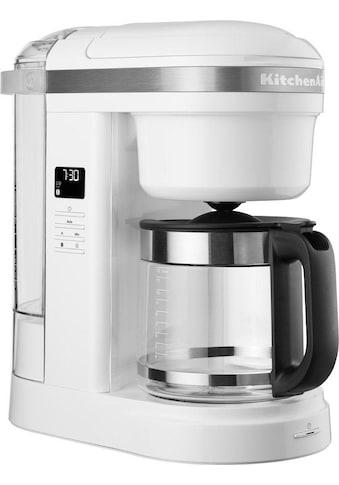 KitchenAid Filterkaffeemaschine »5KCM1208EWH«, CLASSIC Drip-Kaffeemaschine mit... kaufen