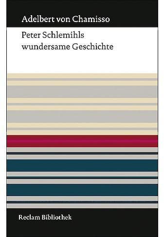 Buch »Peter Schlemihls wundersame Geschichte / Adelbert von Chamisso, Ernst Ludwig... kaufen
