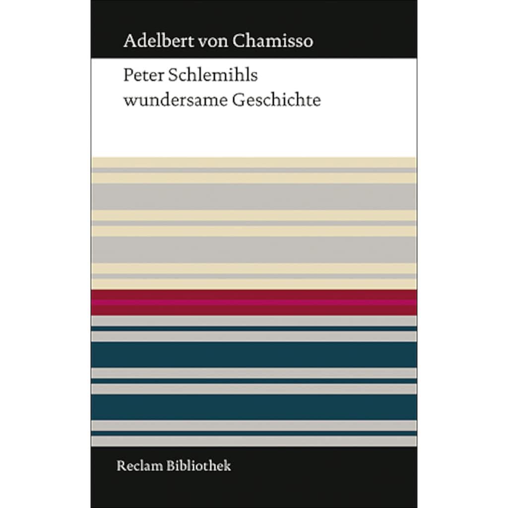 Buch »Peter Schlemihls wundersame Geschichte / Adelbert von Chamisso, Ernst Ludwig Kirchner, Peter von Matt, Anita Beloubek-Hammer«