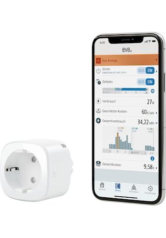 EVE WLAN-Steckdose »Energy Smarte Steckdose mit Verbrauchsmessung« kaufen