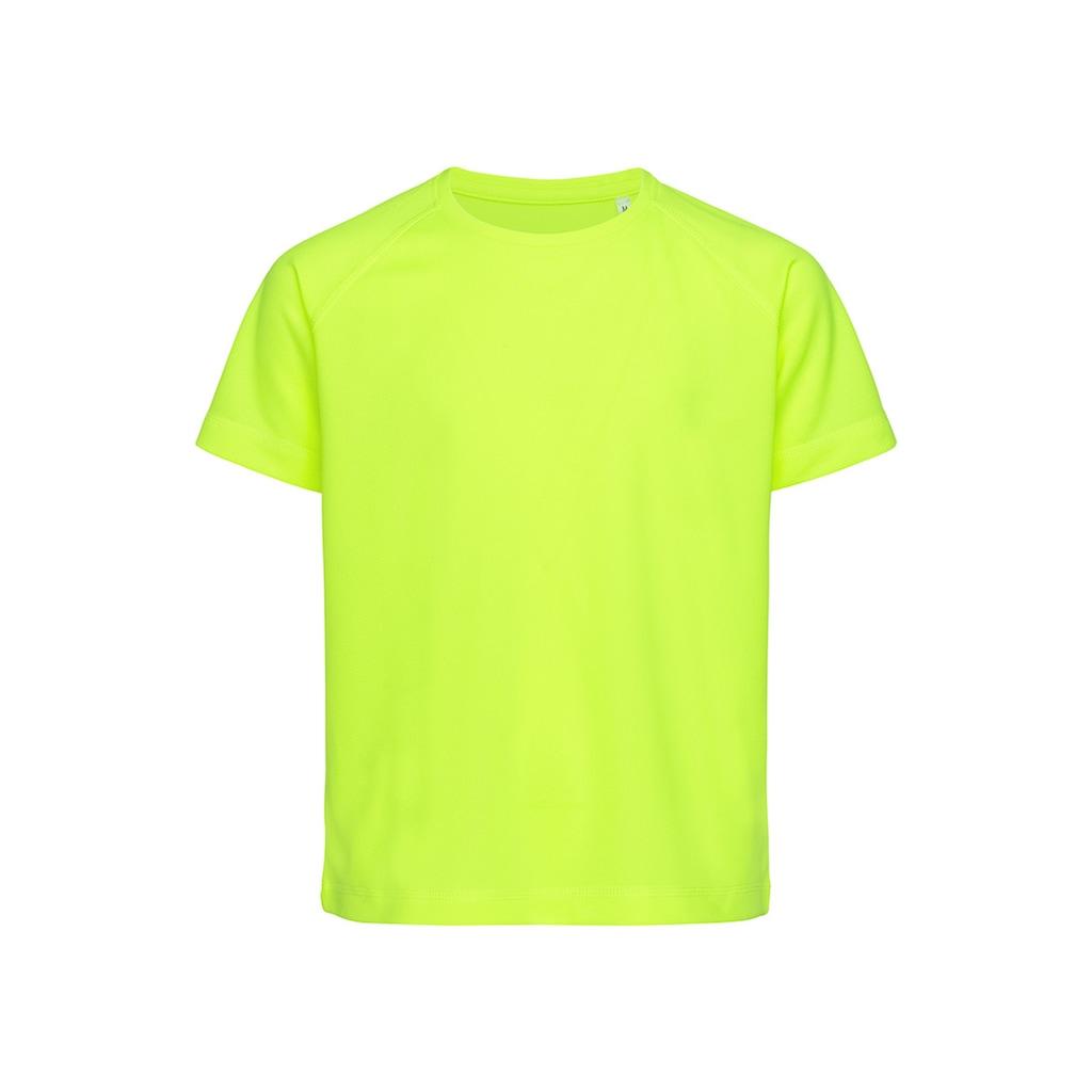 Stedman Funktionsshirt »Sports Kids«, aus atmungsaktivem Funktionsmaterial