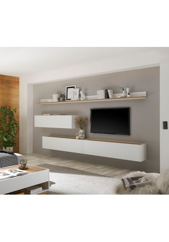 INOSIGN Wohnwand »CiTY Kombi 12«, (Set, 5 St.), Breite ca. 340 cm kaufen