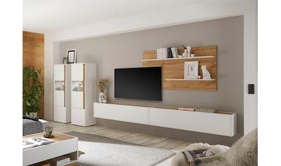 INOSIGN Wohnwand »CiTY Kombi 22«, (Set, 4 St.), Breite ca. 440 cm kaufen