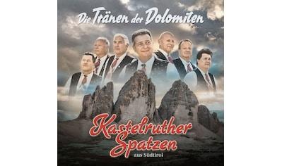 Musik-CD »TRAENEN DER DOLOMITEN, DIE / Kastelruther Spatzen« kaufen