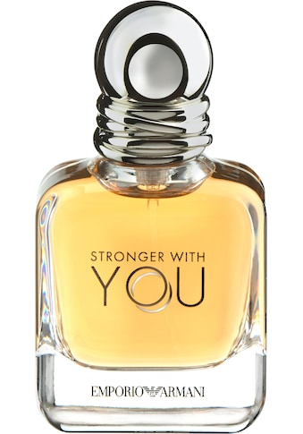 Giorgio Armani Eau de Toilette »EmporioStronger With You« kaufen