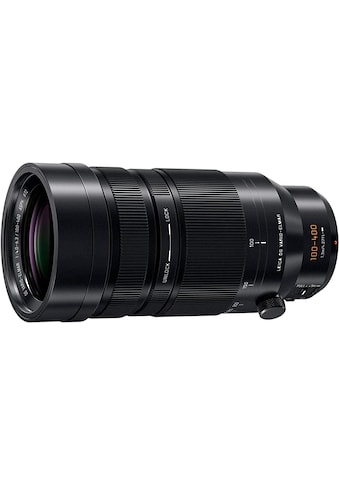 Panasonic Teleobjektiv »H-RS100400E9« kaufen