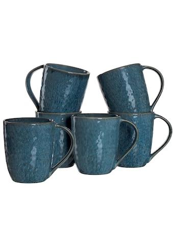 LEONARDO Becher »Matera«, (Set, 6 tlg.), Keramik, 430 ml kaufen