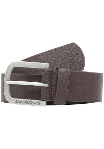Jack & Jones Junior Synthetikgürtel »JACHARRY BELT JR« kaufen