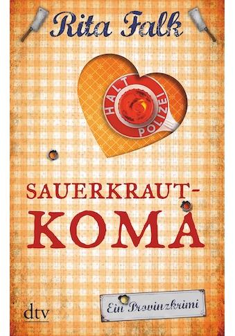 Buch »Sauerkrautkoma / Rita Falk« kaufen