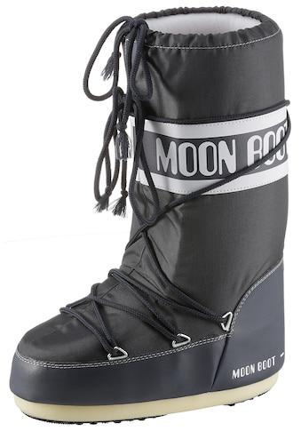 Moonboot Winterstiefel, mit Logo-Print kaufen