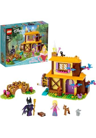 """LEGO® Konstruktionsspielsteine """"Auroras Hütte im Wald (43188), LEGO® Disney Princess™"""", Kunststoff kaufen"""
