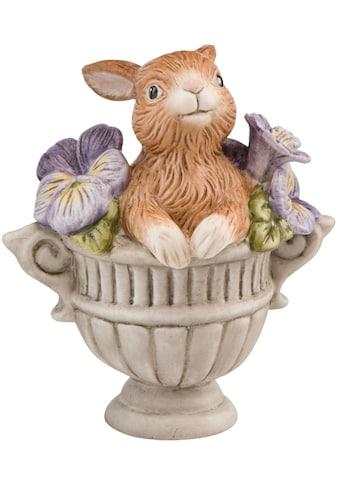 Goebel Sammelfigur »Häschen in Blumentopf«, Ostern, Jahres-Editionen 2019 kaufen